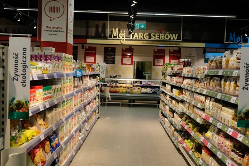 Auchan Supermarket Gdynia Fot. 5