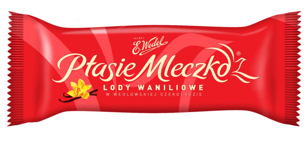 E. Wedel Ptasie Mleczko W Formie Lodów (Copy)