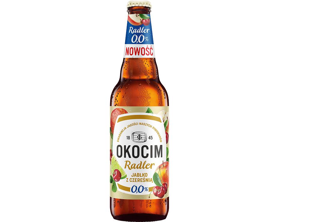 Marka Okocim Wprowadza Bezalkoholowe Radlery