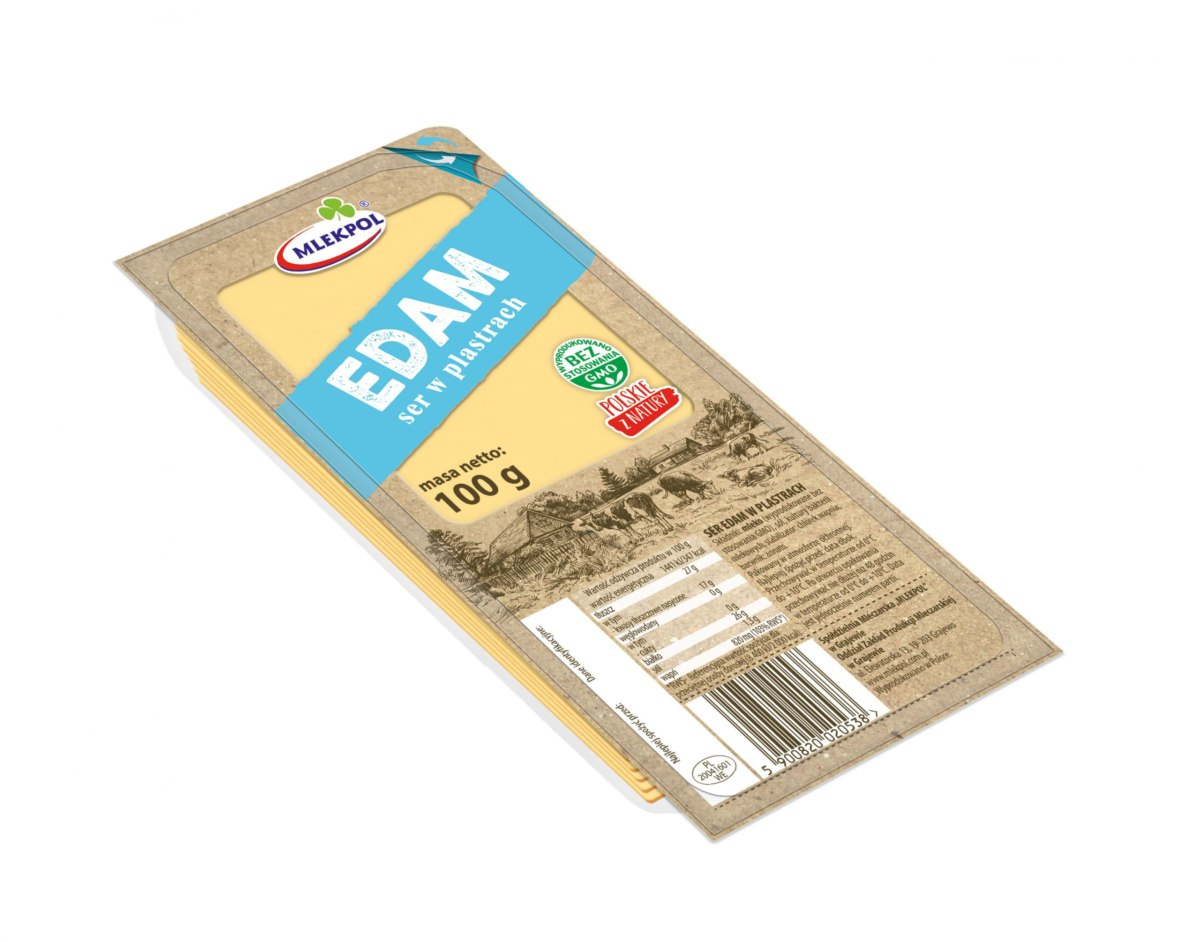 EDAM Ser Plastry Folia 100g Ren 23.04.2020 Scaled