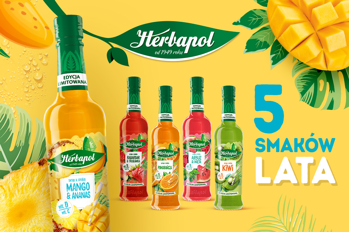 KV Syropy Sezonowe Herbapol