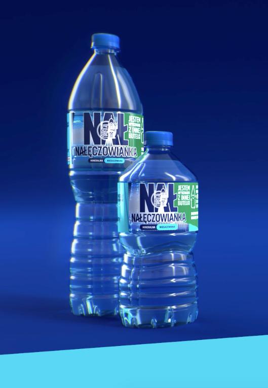 Nestlé Waters O Kampanii Popularyzującej Recykling