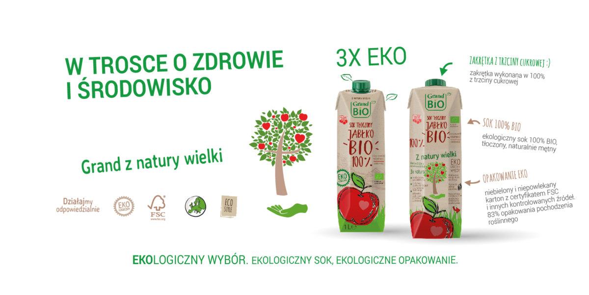 Sok Bio Jablkowy Ekologiczne Opakowanie Zrodla Odnawialne Recycling 02