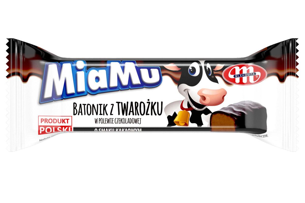 Batoniki Twarogowe MiaMu Od MLEKOVITY