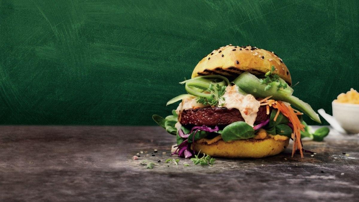 Garden Gourmet Sensational Burger 3