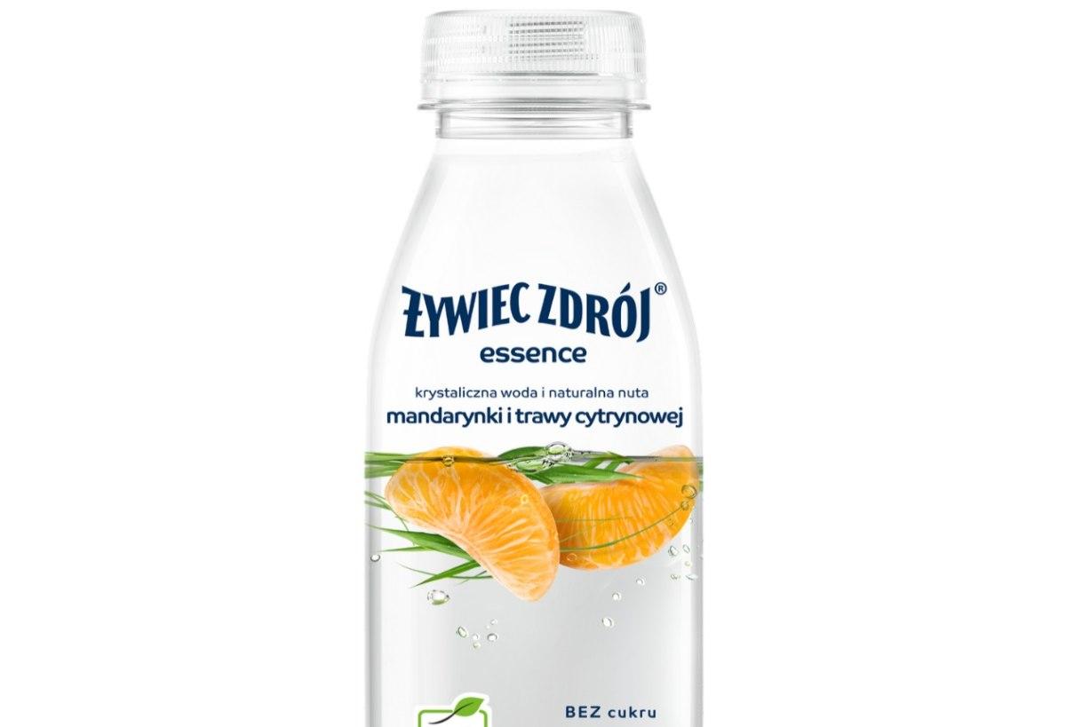 Butelka W 100% Z Recyklingu Od Żywiec Zdrój