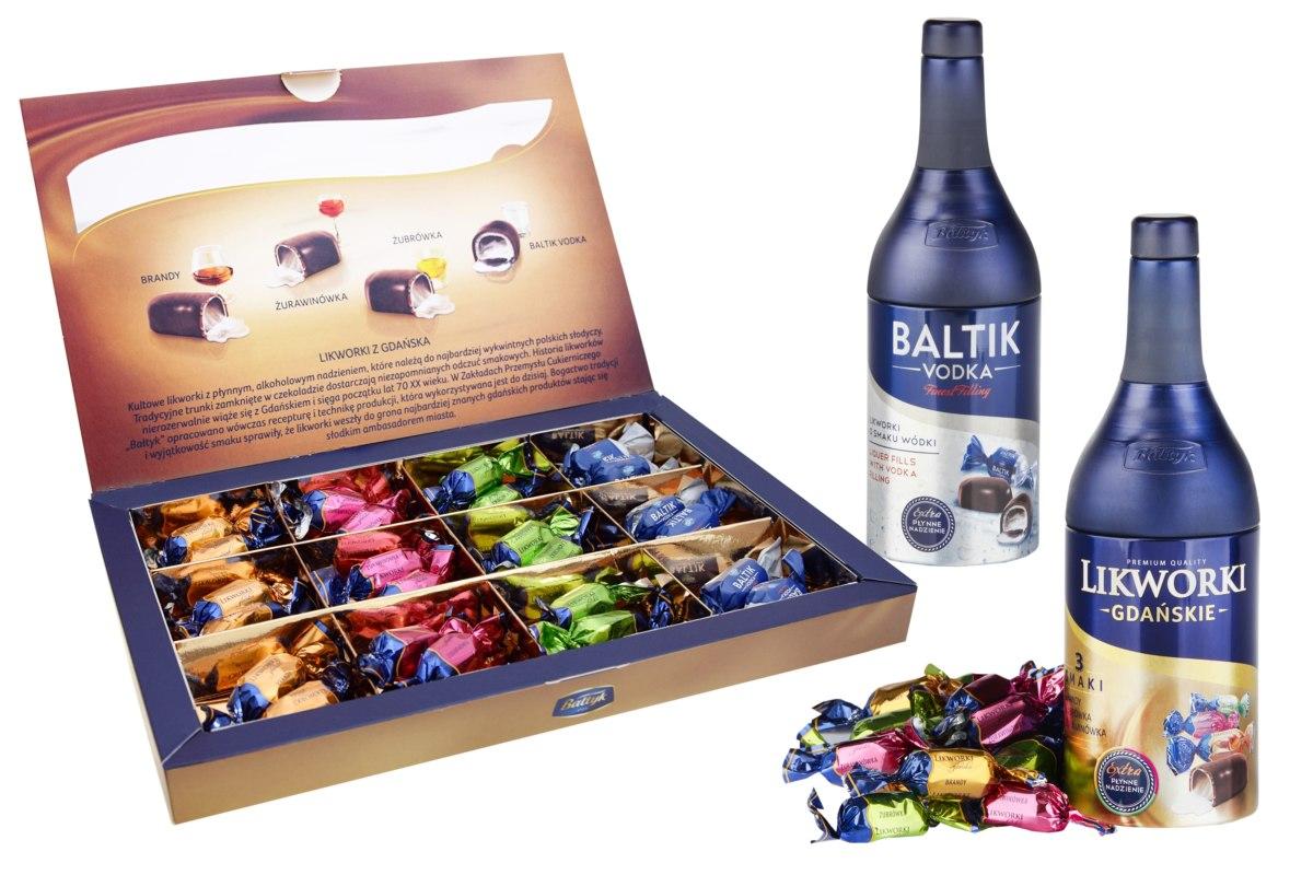 Likworki Gdańskie Likworki Baltik Vodka