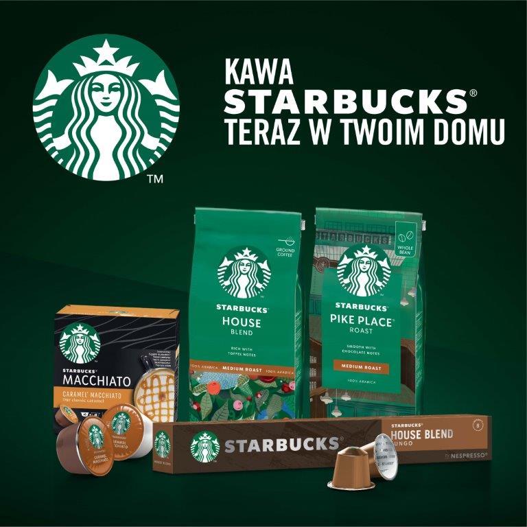 Nestlé Rozszerza Ofertę Kawy Starbucks