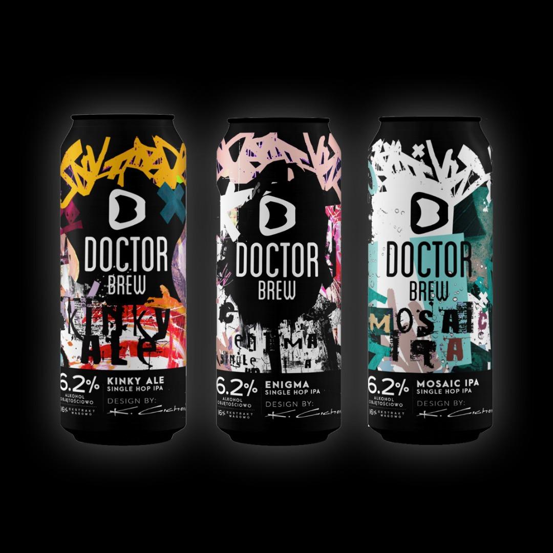 Reaktywacja Popularnych Piw Od Dr. Brew