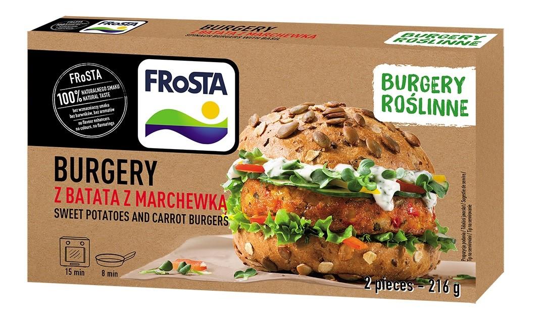 Burgery Z Warzyw Od Frosty