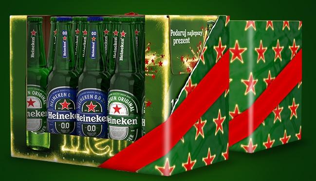 Konkurs Heineken – Codziennie Do Wygrania 100 Zestawów Piwa