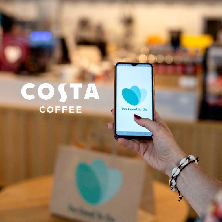 Costa Coffee Walczy Z Marnowaniem żywności