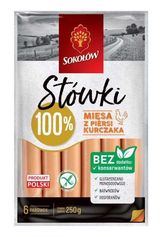 Sokolow Stowki Z Kurczakiem