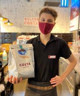 Światowy Dzień Ziemi W Costa Coffee