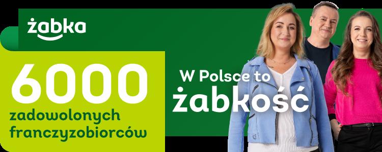 Żabka Wspiera Małą Przedsiębiorczość W Polsce – Już 6000 Punktów Na Mapie Polski