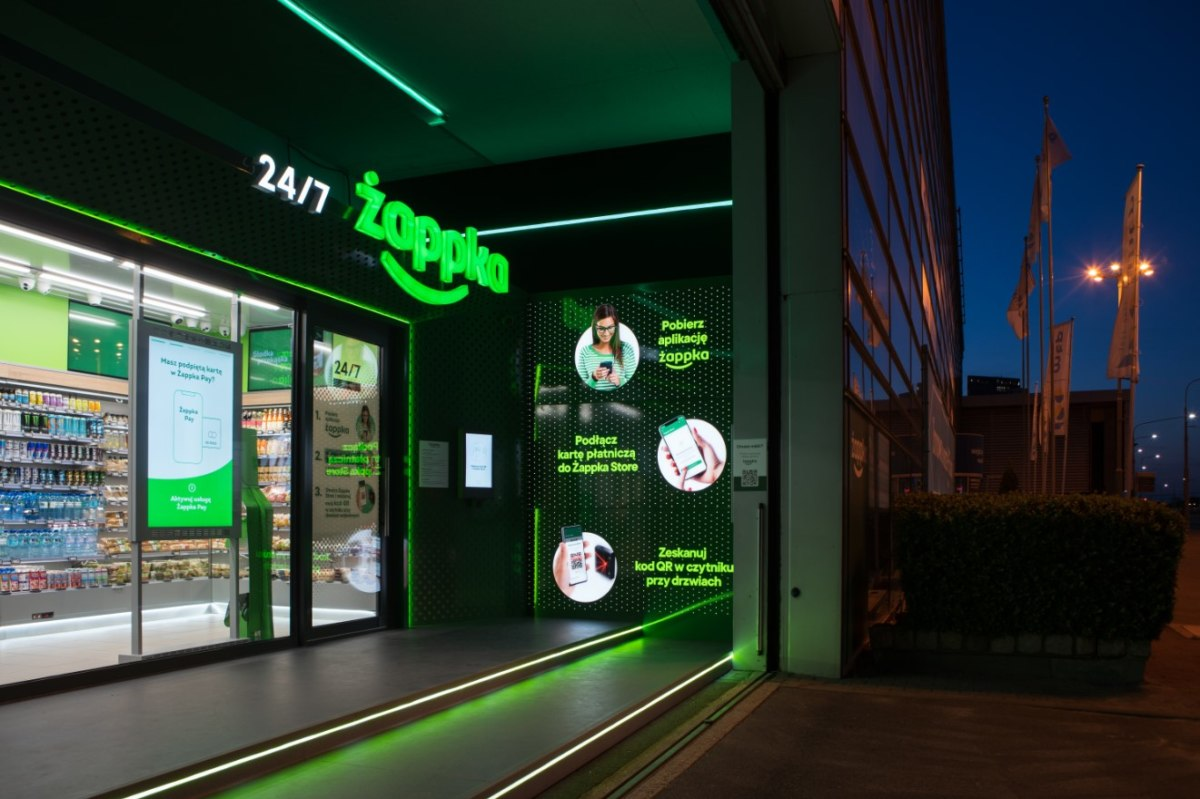 Pierwszy Żappka Store Już Dostępny Dla Klientów