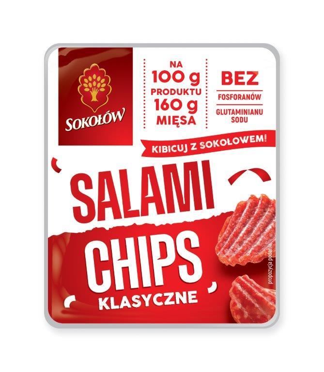 Sokołów Salami Chips Limit