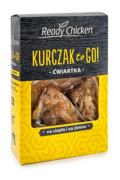"""Kurczak """"To Go"""" Od ZM Pekpol. Szybki Posiłek Na Każdą Porę Dnia."""